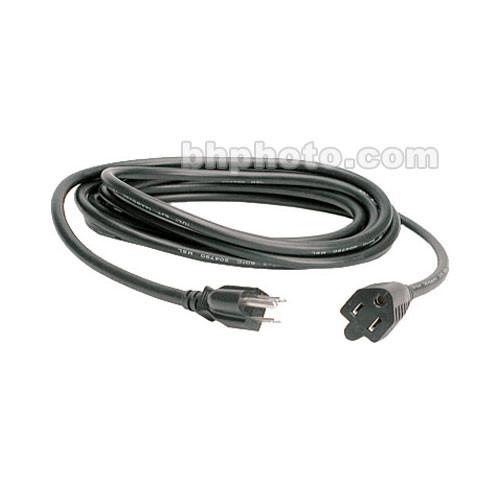 Hosa Technology Black Electrical Extension Cable - 3' PWX-403