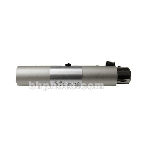 Hosa Technology GMS-274 - In-Line XLR Barrel Microphone GMS-274