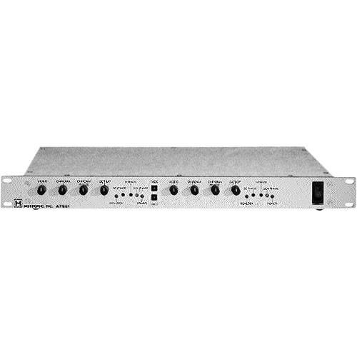 Hotronic ATS-512 Dual Channel Time Base Corrector / ATS51-2