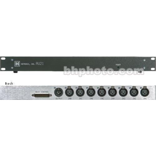 Hotronic Unbalanced Audio Follow Switcher for AX-81 AUDIO