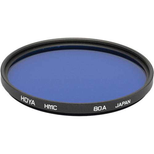 Hoya 55mm 80A Color Conversion Hoya Multi-Coated A-5580A-GB
