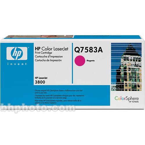 HP Color LaserJet Q7583A Magenta Print Cartridge Q7583A
