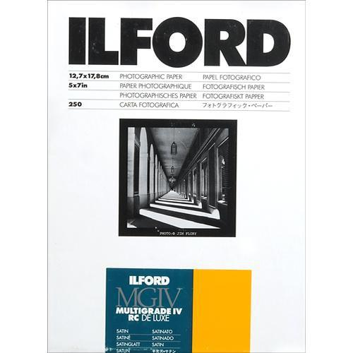 Ilford Multigrade IV RC Deluxe MGD.25M Black & White 1771934