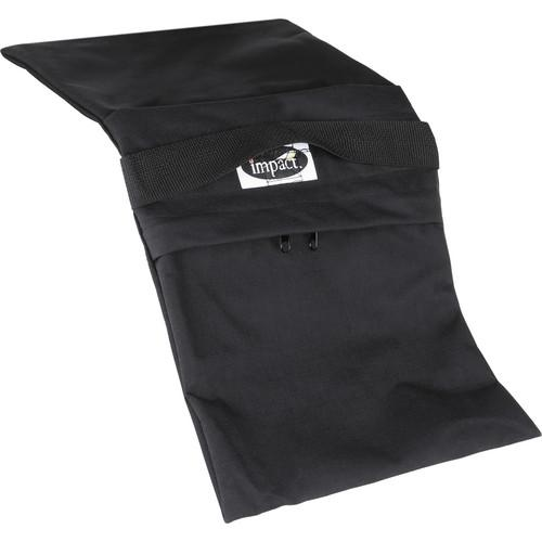 Impact Empty Saddle Sandbag - 27 lb (Black) SBE-27B