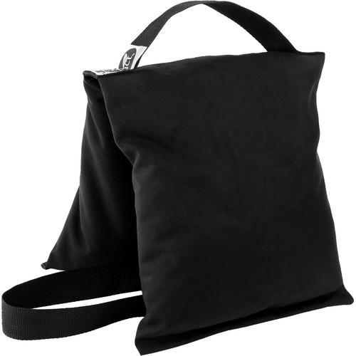 35 lb Impact Empty Saddle Sandbag Black Cordura