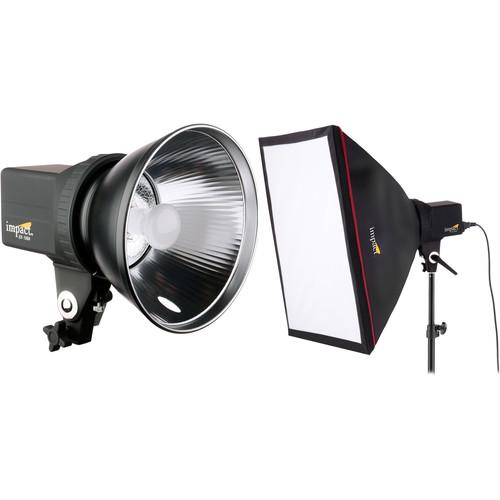 Impact Two Monolight Kit without Bag (120VAC) EX100A-2KII
