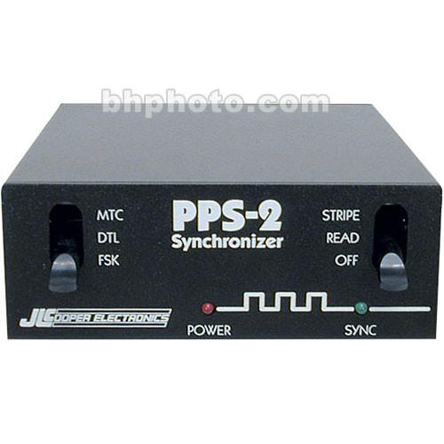 JLCooper PPS-2 Plus Synchronizer PPS-2 - WITH PLUS OPTION