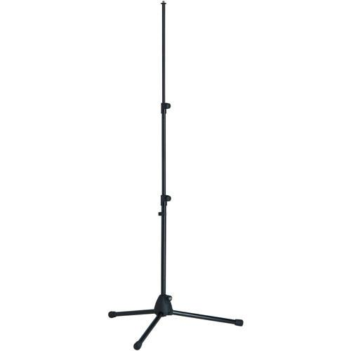 K&M 19900B Telescoping Microphone Stand 19900-500-55