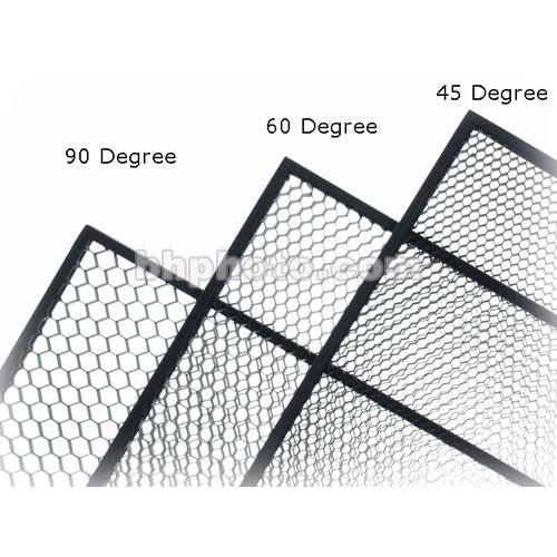 Kino Flo Honeycomb Louver for VistaBeam 600 - 45 Degrees