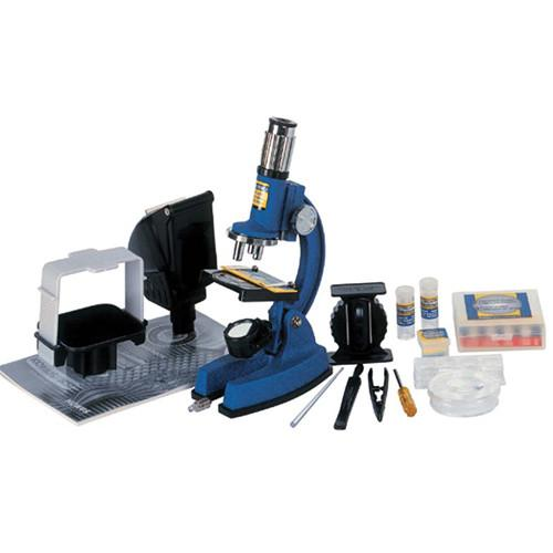 Konus Konuscience Zoom 1200x Biological Microscope Set 5020
