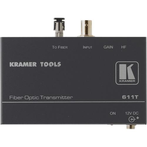 Kramer  611T Fiber Optic Transmitter 611T
