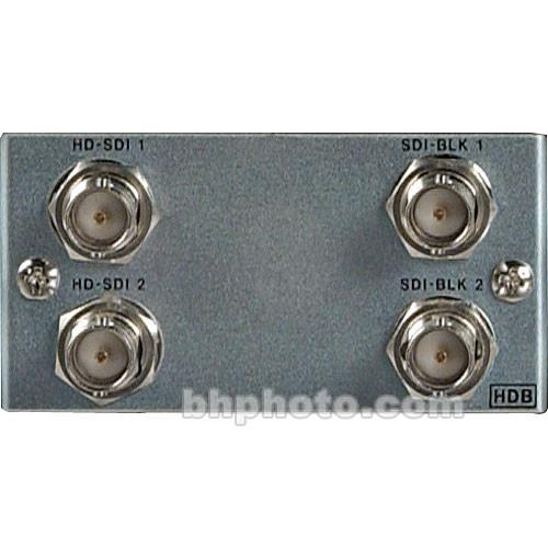 Leader LT-443D-HDB HD-SDI Module - for LT-443 LT443D-HDB