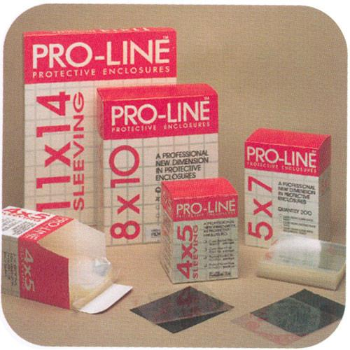Lineco Archivalware Proline Sheet Film Sleeve - 4 x PL14101