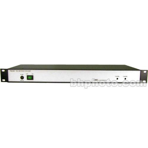 Link Electronics PVA-851 1x16 S-Video Distribution PVA-851