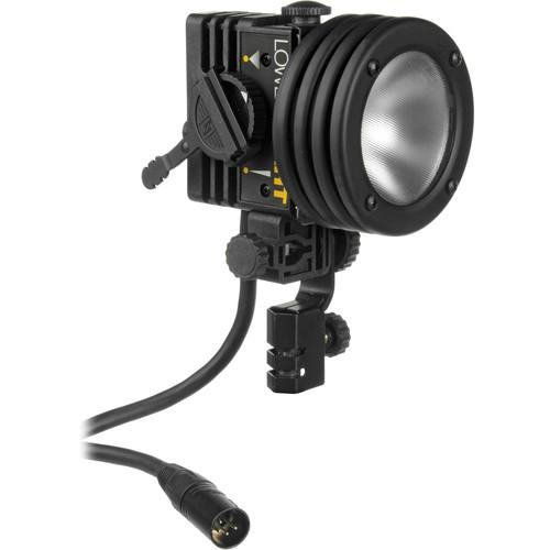 Lowel I-light 100 Watt Focusing Flood Light, 4-Pin XLR I-02