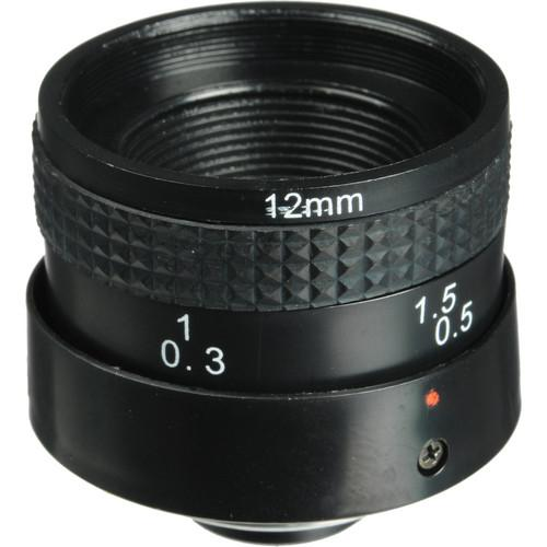Marshall Electronics V-4512 12mm f/2.0 Lens V-4512