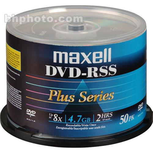 Maxell DVD-R Shiny Silver, Thermal Printable 635062