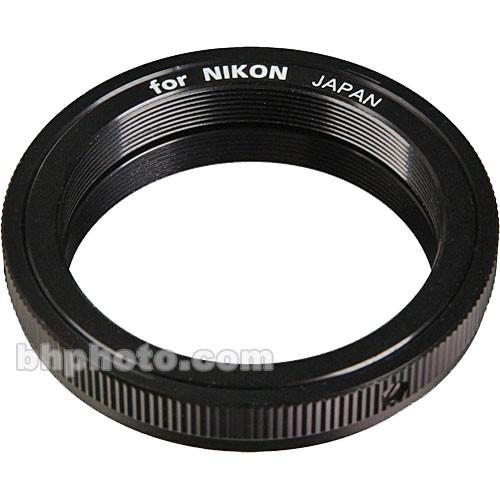 Meade T-Mount SLR Camera Adapter for Nikon F-Mount 07378