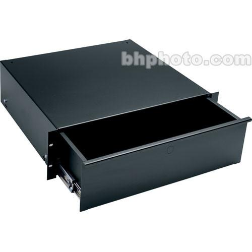 Middle Atlantic  2-Space Rack Drawer (Black) UD2