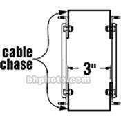 Middle Atlantic 5CC8 Cable Chase Kit for 5-8 5CC8