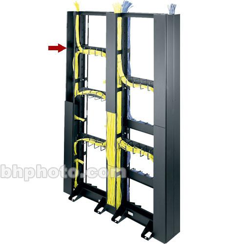 Middle Atlantic CK-45E CK Series End Cable Organizer CK-45E