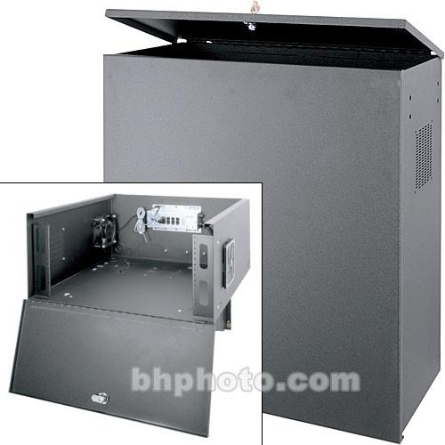Middle Atlantic DVR LockBox with Fan and Filter DLBX