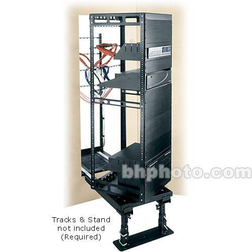 Middle Atlantic Rack System Rotating Millwork In-Wall AX-SXR-34