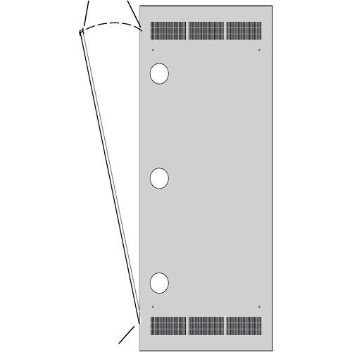 Middle Atlantic Rear Access Panel WR-RAP-44 WR-RAP-44