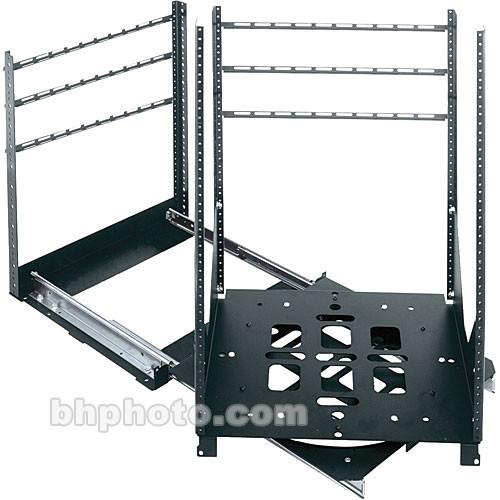 Middle Atlantic SRSR 2-Rail 18U/Rotating Sliding Rack SRSR-2-18