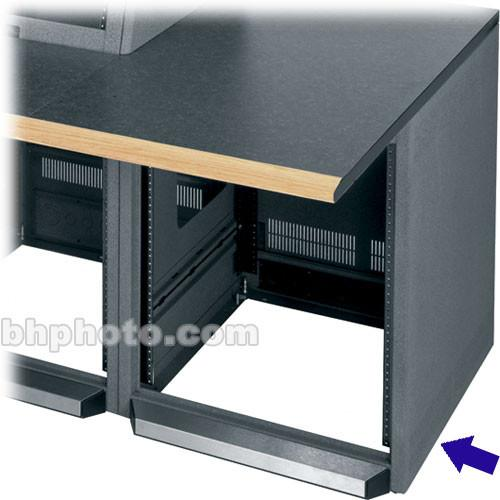 Middle Atlantic Steel Rack Enclosure System (Black) SCQRK-1327BK