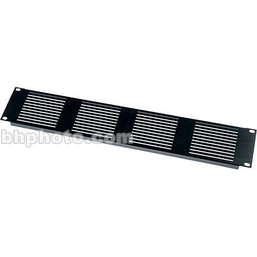 Middle Atlantic VTP Flanged Vent Panel VTP1 (Black) VTP-1