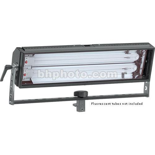Mole-Richardson Biax-2 Fluorescent Light with Yoke, 7371D220