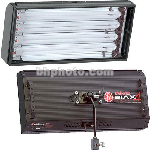 Mole-Richardson Biax-4 Fluorescent Fixture with Dimmer 7361A220