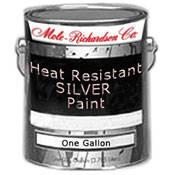 Mole-Richardson Heat Resistant Silver Paint for Aluminum AC210
