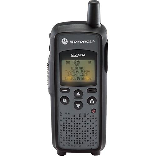 Motorola  DTR-410 Digital 2-Way Radio DTR410