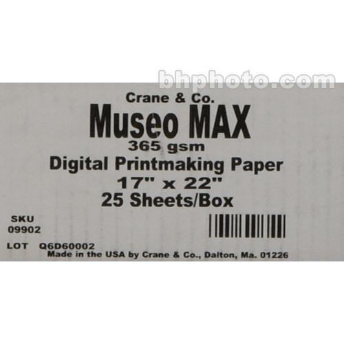 Museo MAX Archival Fine Art Paper for Digital Printing 9902