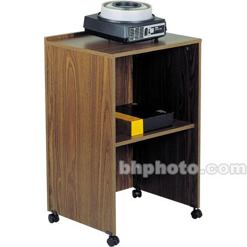 Oklahoma Sound Lectern Base (Medium Oak Laminate) 112-MO