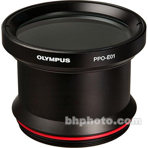 Olympus PPO-E01 Lens Port for Zuiko 14-45mm Lens 260502