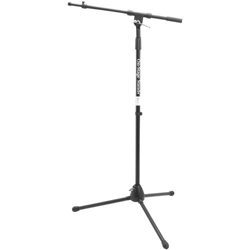 On-Stage MS7701TB Telescoping Euro-Boom Mic Stand MS7701TB