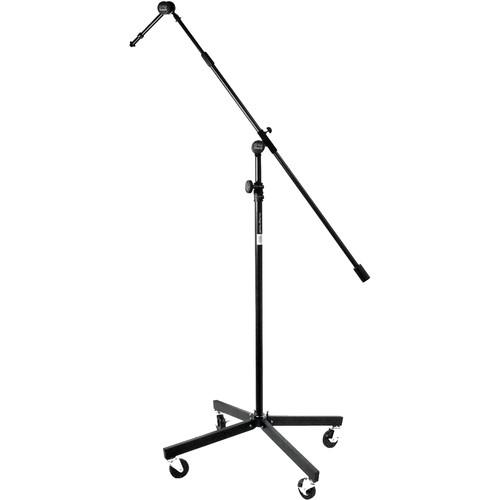 On-Stage  SB96   Rolling Studio Boom Stand SB96