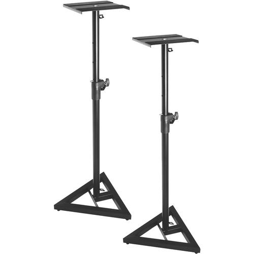 On-Stage SMS6000-P - Adjustable Studio Monitor Stand - SMS6000-P