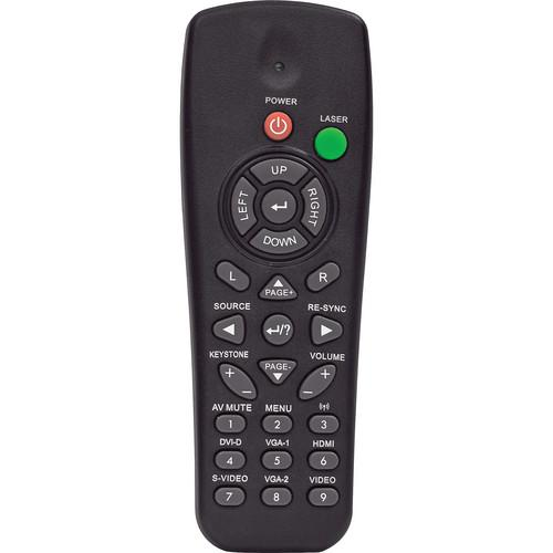 Optoma Technology Replacement Remote Control BR-5029L