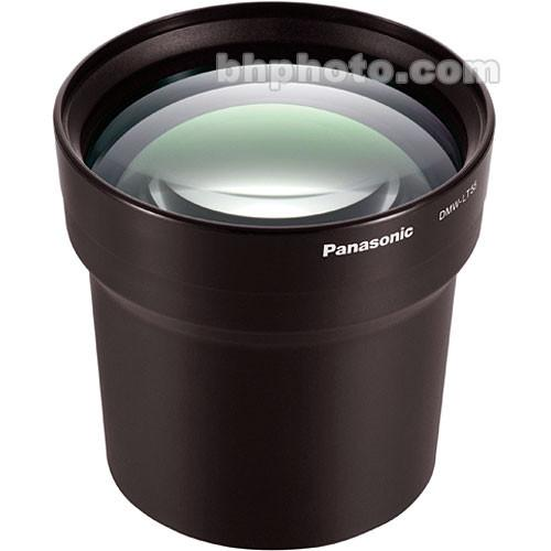 Panasonic DMW-LT55 55mm 1.7x Telephoto Conversion Lens DMW-LT55