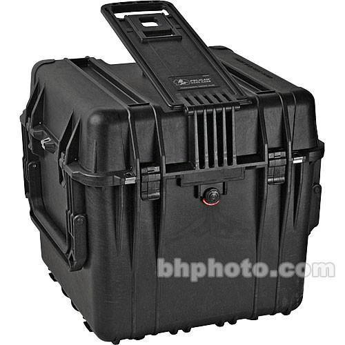 Pelican 0340 Cube Case with Foam (Black) 0340-000-110