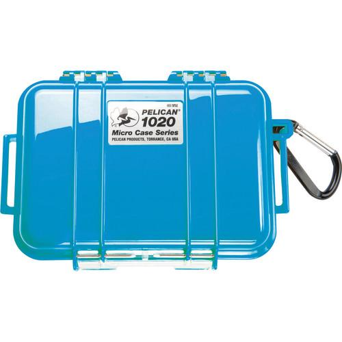 Pelican 1020 Micro Case (Solid Blue) 1020-025-120