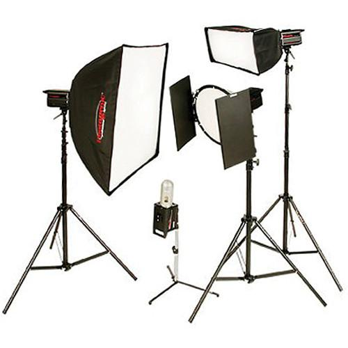 Photogenic Simone Solair 4 Monolight Kit (120V) 958321