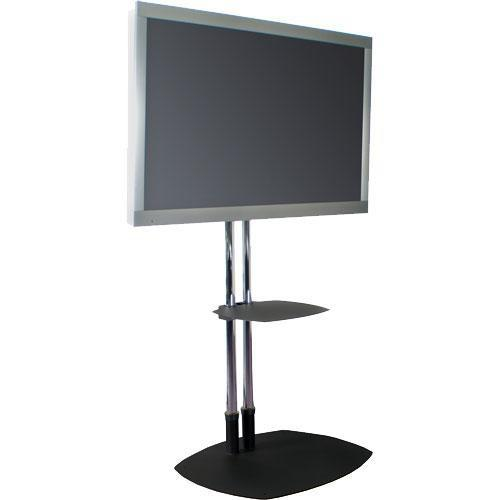 Premier Mounts PSD-TS60B Flat Panel Floor Stand (Black)