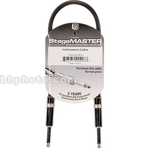 Pro Co Sound StageMASTER 1/4