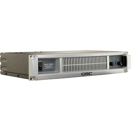 QSC  PLX1804 Stereo Power Amplifier PLX1804