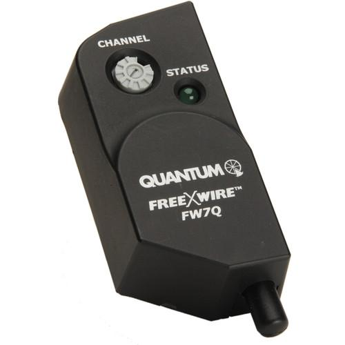 Quantum FreeXwire 7Q Compact Wireless Digital TTL Receiver